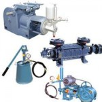 Boiler Feed Pumps and Hydraulic Testing Pumps